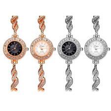 Lvpai Casual Women Alloy Bracelet Watch Fashion Rhinestone Quartz Watches Gifts