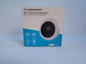 NEW - Momentum Meri Smart WiFi Thermostat - MO-STAT01 - 851489004320