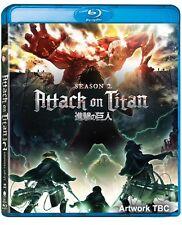 Attack on Titan Season 2 (Funimation) [Blu-ray]