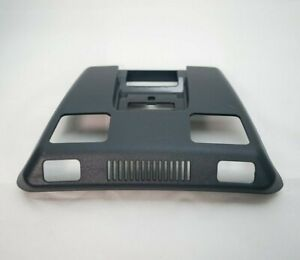 Mercedes-Benz A124 E320 300CE Convertible Dome Light Console Blue Molded Cover