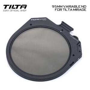 Tilta 95mm Variable ND Camera ND Filter For Tilta Mirage Filter MB-T16 Matte Box