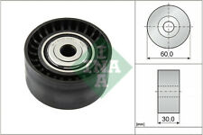 Aux Belt Idler Pulley 532053410 INA Guide Deflection 6992000300 1175000Q2E New