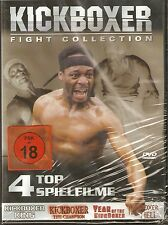 NEU: Kickboxer Fight Collection - 4 Filme: Kickboxer King The Champion from hell