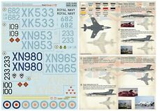 Print Scale 72-402 Hawker Siddeley Buccaneer Part-2 1/72 scale