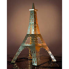 Gold Eiffel Tower  amazing 12 Feet High Metallic Lights Background
