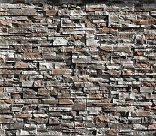 Thin Stone Veneer Cultured Carbondale Mosaic Ledge Stone Panels 1Pallet In Stock