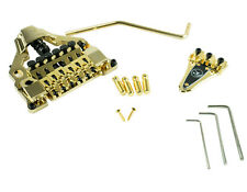 Floyd Rose BoltOn FRX FRTX03000 Tremolo GOLD Gibson Les Paul StopTail