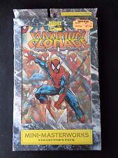 Spider-Man Maximum Clonage Alpha Omega Set Sealed Rare Collertor's Pack Marvel