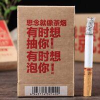 New Puerh Tea Smoke Pu-erh Non-tobacco Smoke Organic Chinese Special Health Care