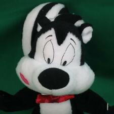 Looney Tunes Warner Bros. Pepe Le Pew Stunk Red Lipstick Cheek Plush Stuffed Toy