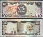 TRINIDAD & TOBAGO 10 Dollars 2006 UNC Pick 48