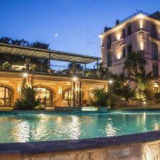 4 Tage Junior Suite Relais Hotel Villa Clodia Manziana bei Rom Urlaub Italien
