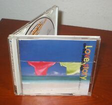 LOVE STORY ON THE BEACH SIDE Summer Breeze CD RARE OOP JAPAN JAPANESE IMPORT