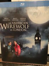 An American Werewolf In London - Limited Steelbook Blu-Ray Disc! Brand New!