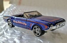 🔥HOT WHEELS Happy Fathers Day '63 Ford Mustang Concept excl KMART loose preown