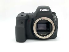 Canon EOS 6D Mark II 26.2MP Digital SLR Camera - Black (Body Only) -READ (AS IS)