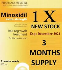 Bellwether Minoxidil Hair Loss Treatment - 180ml