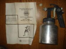 Paint sprayer - Aluminum canister- original owner- lightly used