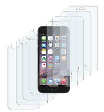 8 x Schutzfolie iPhone 6 Plus/ 6S Plus Klar Folie Clear 4x Vorder-+ 4x Rückseite