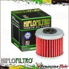 FILTRO OLIO TIPO ORIGINALE HIFLO HONDA CRF450 X-5,6,7,8,9,A,B,C,D,E,F,G 05-16