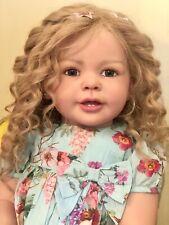 Custom Made bébé reborn fille toddler Katie Marie Ann Timmerman!