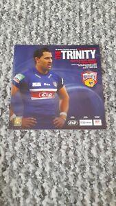 Wakefield Trinity V London Broncos Programme June 2013