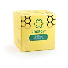 Zdorov Propolis Creme auf natürlicher Basis 30g ORIGINAL