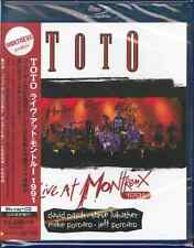 TOTO-LIVE AT MONTREUX 1991-JAPAN BLU-RAY+CD Q06 zd
