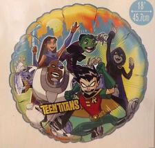"""Teen Titans 18"""" Mylar Foil Balloon"""