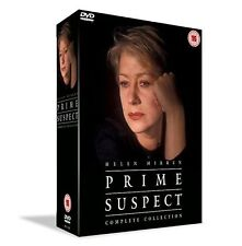 Prime Suspect Complete Collection Box Set 2006 Brand New DVD