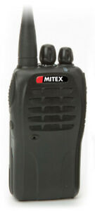 Mitex General UHF 5W Two Way Radio Walkie Talkie