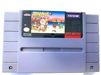 SPANKY'S QUEST - SUPER NINTENDO SNES Game - Tested - Working - Authentic!