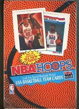 1991-92 NBA Hoops Series 2 Hobby Box **FACTORY SEALED** Michael Jordan Cards!