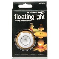 Suck UK Lámpara flotador Led recargable