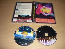 *LES ENFOIRES 2 DVD EU LES ENFOIRES FONT LEUR CINEMA 2009 J.L.AUBERT BRUEL ZAZIE
