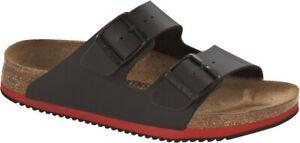 Birkenstock Herren-Sandale Arizona 230114 Superlaufsohle schwarz, normal 42-46