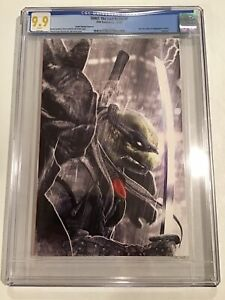 TMNT: The Last Ronin 1 Laren  Virgin CGC 9.9 IDW Teenage Mutant Ninja Turtles 🐢