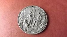 1691 Literary Prize medal William of Orange Entry to Britain Medal by Trapentier