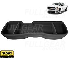 HUSKY GEARBOX REAR UNDER SEAT STORAGE FOR 2014-2015 SILVERADO1500 / SIERRA1500