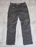 Mountain Khakis Men's 33x32 (32x30) Camber 106 Pants Work Camp Hiking