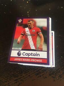 Panini Premier League 2021 Stickers: Bundle Of 80 Stickers, No Duplicates