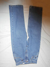BOYS 14 REGULAR LEVIS BOOT CUT DENIM BLUE JEANS