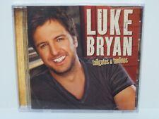 LUKE BRYAN ~ TAILGATES & TANLINES ~ 2011 CAPITOL ~ LIKE NEW ~ CD