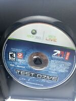 Test Drive Unlimited Original Microsoft Xbox 360 Video Games Tested Disc Only