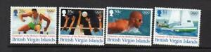 BRITISH VIRGIN ISLANDS MNH 1996 SG925-928 CENTENARY OF MODERN OLYMPIC GAMES