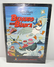 Bernard Y Blanca Álbum Pegatina Completo Panini Disney (WR6)