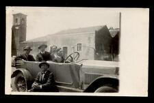 ACI CASTELLO 1926; auto d'epoca
