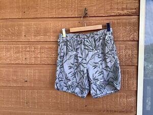 Rhythm - mens - Heritage originals - drawstring shorts - size 32 - Quick Dry