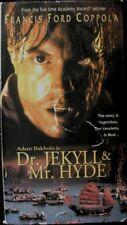Dr. Jekyll and Mr. Hyde:  Adam Baldwin (VHS, 2001)