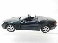 eso-2327Maisto 1:38 Mercedes SL-Class d,grün sehr guter Zustand